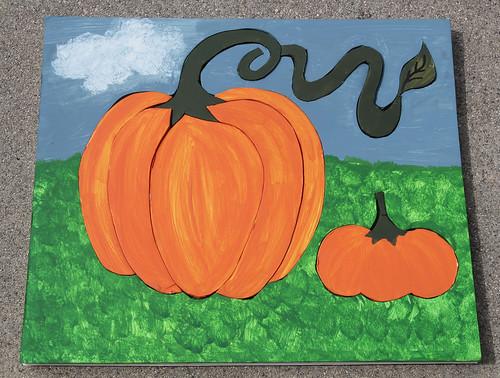 Pumpkin Puzzle!