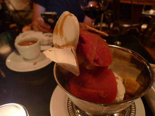 La Fantasia di Fragola for Two @ Locanda Verde (NYC)