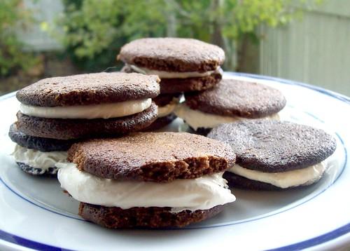 Sandwich Cookies Gluten Free SCD GAPS