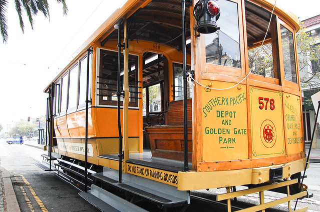 The Streetcar That Looks Like a Cable Car