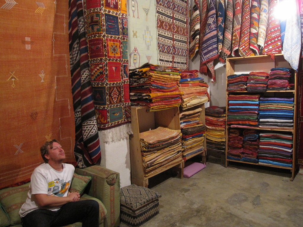 Berber carpet co-op