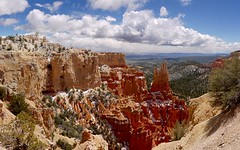 Paria View (Lone Rock) Tags: southwest utah nationalpark redrocks bryce brycecanyon brycecanyonnationalpark highway12 gordoncottrell