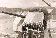 HMCS Crusader (DRGorham) Tags: destroyer crusader hmcs rcn royalcanadiannavy quartermaster