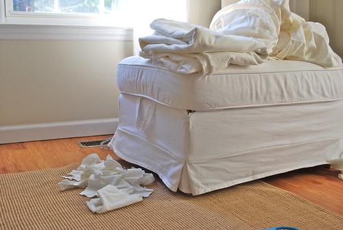 slipcover fabric