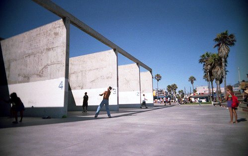 Handball Courts Venice Beach