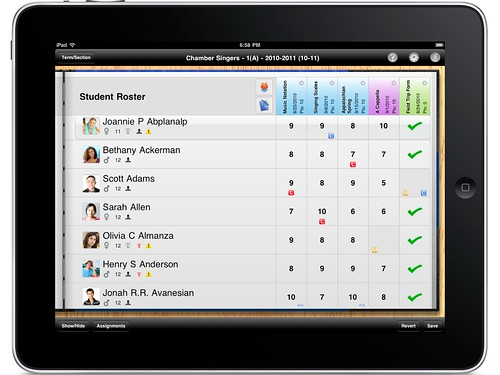 PowerTeacher Mobile Free iPad App