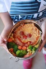 Pizza Bento