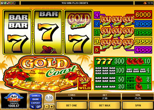 Gold Coast slot game online review