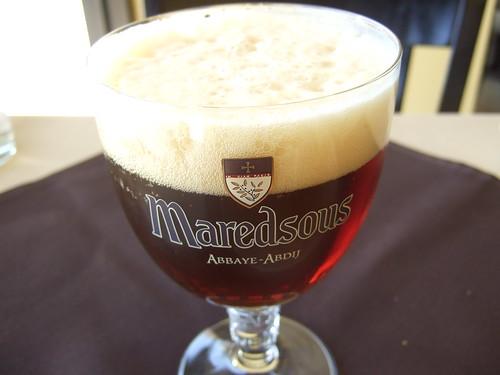Maredsous 8 beer