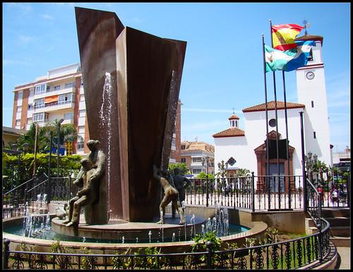 Plaza de la Constitución de Fuengirola