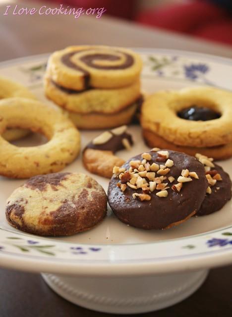 Biscotti, biscotti e ancora biscotti!