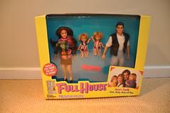 Full House Dolls - Jesse's Family (jadedoz) Tags: family alex television jesse toy toys tv twins doll dolls tiger fullhouse nicky jessekatsopolis beckykatsopolis nickykatsopolis alexkatsopolis