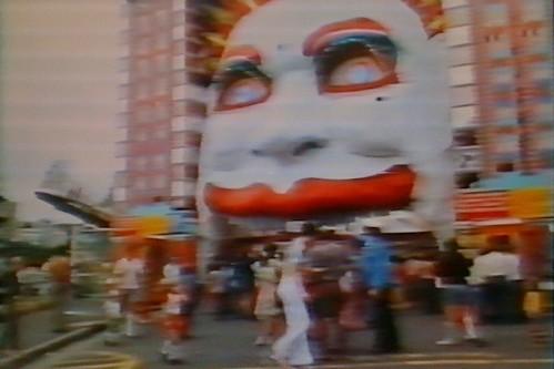Luna Park in 1976