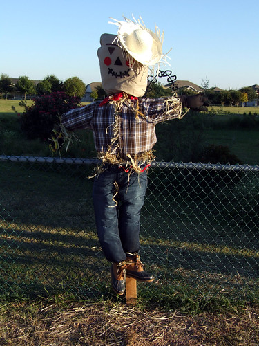 Plum Creek Neighborhood 2010 Scarecrows