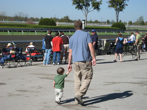 Keeneland: Walking with Papa