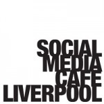 Social Media Cafe Liverpool - the art one