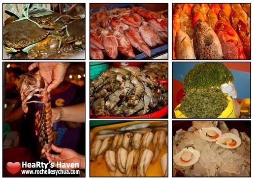 dampa fresh seafood
