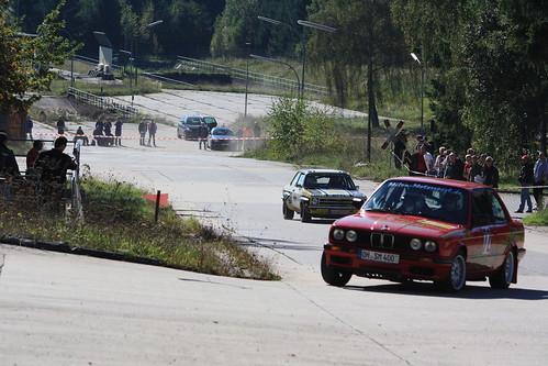 BMW und Opel Ascona A