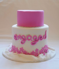 For Dina and James (Its A Cake Thing (Jho)) Tags: pink engagement fuschia doublebarrel cachous extendedtier