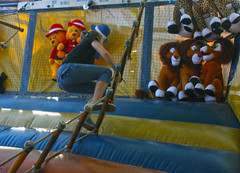 krazy klimber 2 (alandberning) Tags: west fall festival club side indiana off falling nut krazy bree evansville 2010 klimber