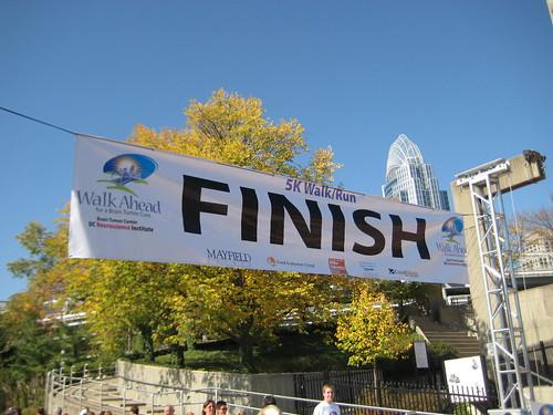 5K: Finish Line