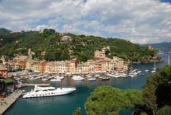 DSC_0502 Portofinio, Italy: Harbor (wanderlust  traveler) Tags: sea italy harbor town village resort portofino italianriviera