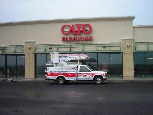 CATO sign0130
