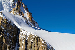IMG_7390 Climbers below Tacul, Mont Blanc massif, France 19Sep10 (Lathers) Tags: snow france mountains alps ice canon alpine chamonix montblanc climbers mountaineer alpinist tacul sep10 montblancmassif canon7d