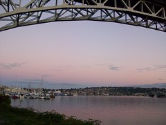 Favorite spot on my run around Lake Union (ElenaNW) Tags: seattle washington fremont wa