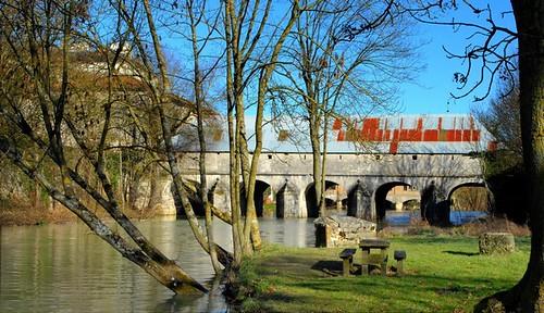 Pont St Amand