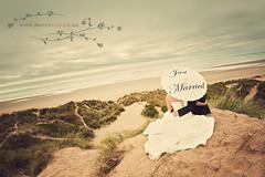 just married (Aga Tomaszek Photography) Tags: wedding love southwales wales bride cardiff aga weddingphotography phototom