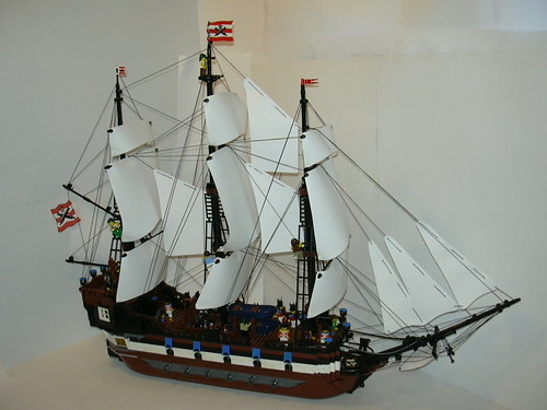 Pirate Ship Lego