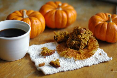 Weekending: Pumpkin Muffins