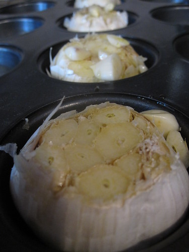 Roasting Garlic