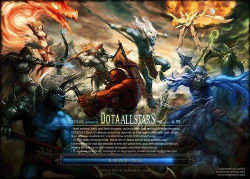 Valve Announces Dota 2