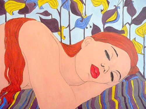 ariel-sleeping