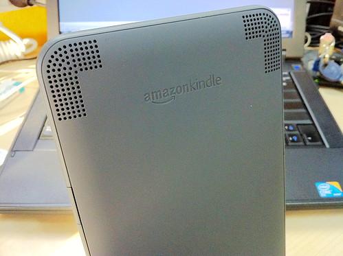 Kindle 3 Speaker