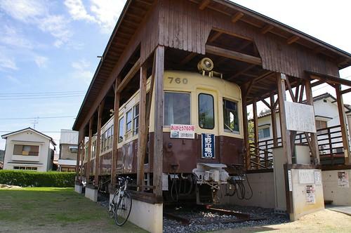 玉野市営電鉄760号