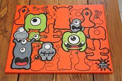 CosmicConcentrationNearABlackPuddle - Orange - InProgress - 15 (Jepeinsdesaliens) Tags: art lines illustration graffiti design sketch drawing dessin characters lineart posca poscapens poscaart poscadesign cosmicconcentrationnearablackpuddleorange