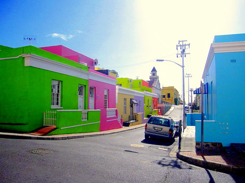 South Africa. Cape Town, Bo-Kaar Quarter