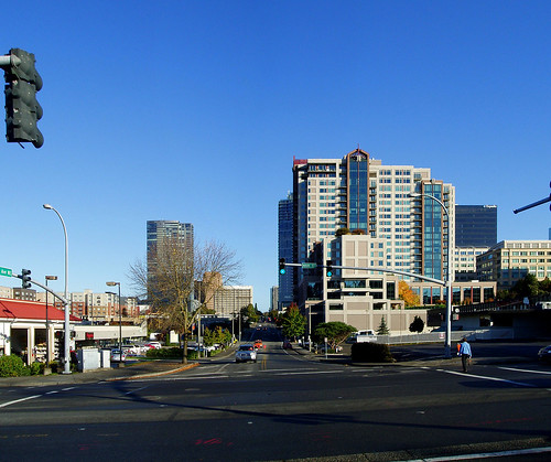 Main and 106th Ave NE, Bellevue WA