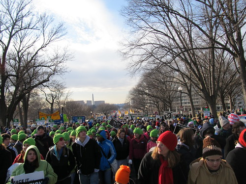 2011 March for Life Washington DC