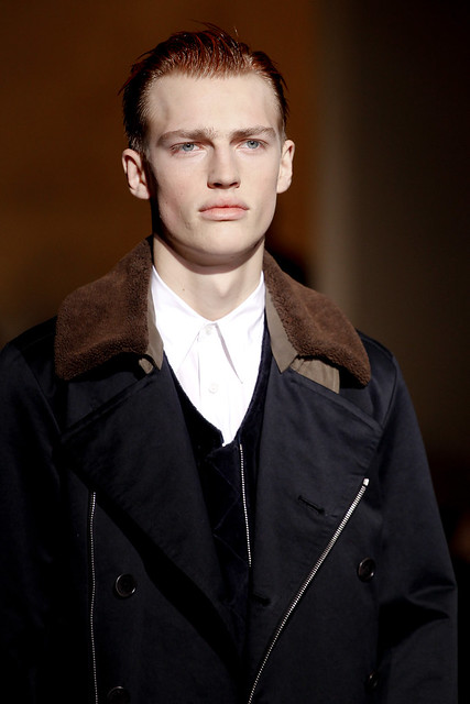 Victor Nylander3017_FW11_Paris_Dries Van Noten(VOGUEcom)