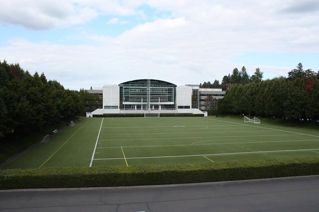 Portland Nike campus