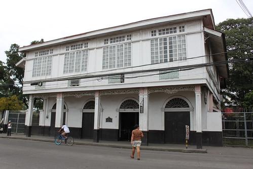 Outside the Jalandoni Museum - 3