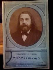 Poesies Choisies: Classiques Illustres Vaubourdolle by Gautier, Theophile, Gautier, Theophile