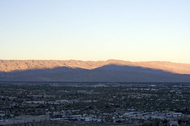 San Jacinto Shadow