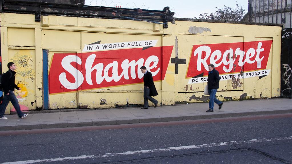 Dublin Street Art - Portobello Area