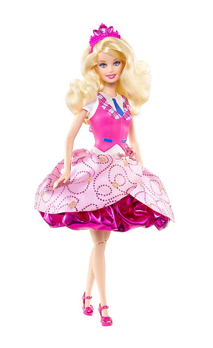 barbie princess charm school. arbie charm school blair