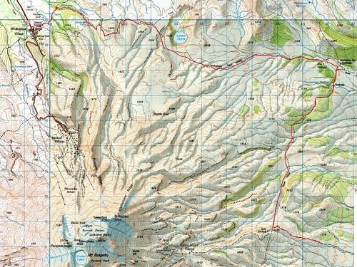 Tussock Map